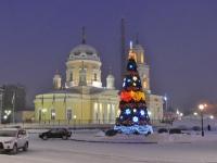 Yekaterinburg, cathedral Свято-Троицкий кафедральный собор, Roza Lyuksemburg st, house 57