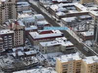 叶卡捷琳堡市, Roza Lyuksemburg st, 房屋 17. 多功能建筑