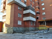 Yekaterinburg, Lunacharsky st, house 15. Apartment house