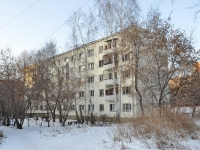 Yekaterinburg, Lunacharsky st, house 21А. Apartment house