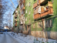 Yekaterinburg, Lunacharsky st, house 22. Apartment house