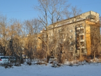 Yekaterinburg, Lunacharsky st, house 38. Apartment house