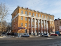Yekaterinburg, Lunacharsky st, house 185. office building