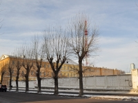 Екатеринбург, правоохранительные органы Военная прокуратура Центрального военного округа, улица Луначарского, дом 215А