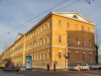 隔壁房屋: st. Lunacharsky, 房屋 215А. 执法机关 Военная прокуратура Центрального военного округа