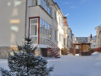 Yekaterinburg, Lunacharsky st, house 240/10. Apartment house