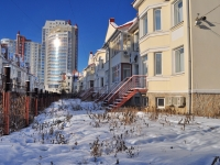 Yekaterinburg, Lunacharsky st, house 240/1. Apartment house