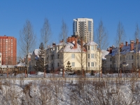 Yekaterinburg, Lunacharsky st, house 240/6. Apartment house