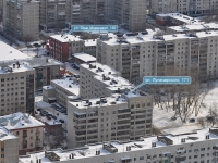 Yekaterinburg, Lunacharsky st, house 171. Apartment house