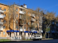 Yekaterinburg, Lunacharsky st, house 36. Apartment house