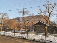 叶卡捷琳堡市, 法院 Кировский районный суд, Bazhov st, 房屋 31А