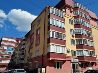 Yekaterinburg, st Bazhov, house 51. Apartment house