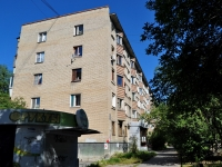 Yekaterinburg, st Bazhov, house 72. Apartment house