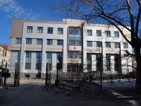 Yekaterinburg, court Уральский окружной военный суд, Bazhov st, house 85