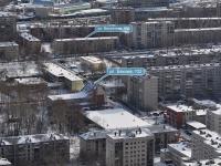 叶卡捷琳堡市, 体育学校 №3 по баскетболу, Bazhov st, 房屋 132