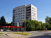neighbour house: st. Bazhov, house 191. Apartment house