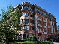 neighbour house: st. Bazhov, house 78. Apartment house