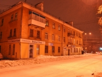 Yekaterinburg, Belinsky st, house 184. Apartment house with a store on the ground-floor