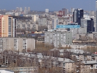Yekaterinburg, Belinsky st, house 147. Apartment house