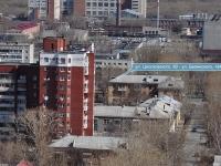 Екатеринбург, улица Белинского, дом 184. жилой дом с магазином