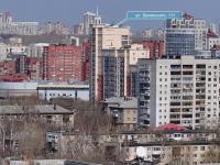 叶卡捷琳堡市, Belinsky st, 房屋 111. 公寓楼