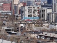 Yekaterinburg, Belinsky st, house 140 к.2. Apartment house