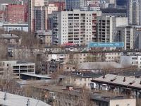 叶卡捷琳堡市, Belinsky st, 房屋 150. 公寓楼