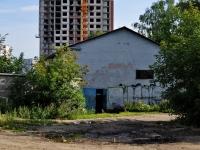 Yekaterinburg, Belinsky st, service building