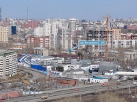Yekaterinburg, Belinsky st, house 250. Apartment house