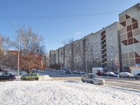 Yekaterinburg, Tveritin st, house 11. Apartment house