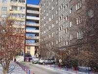 Екатеринбург, улица Тверитина, дом 17. многоквартирный дом