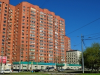 Yekaterinburg, Tveritin st, house 34/4. Apartment house
