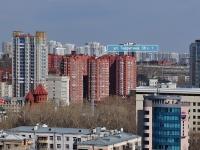 叶卡捷琳堡市, Tveritin st, 房屋 38/1. 公寓楼