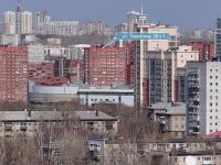 Yekaterinburg, Tveritin st, house 38/1. Apartment house