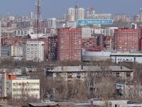 Yekaterinburg, Tveritin st, house 42/1. Apartment house