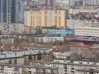 叶卡捷琳堡市, Tsiolkovsky st, 房屋 86. 公寓楼