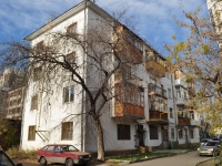 Yekaterinburg, Vayner st, house 66. Apartment house
