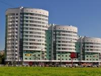 Екатеринбург, улица Юлиуса Фучика, дом 9. многоквартирный дом