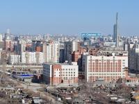 叶卡捷琳堡市, Serov st, 房屋 39. 公寓楼