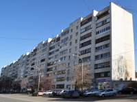 Yekaterinburg, Surikov st, house 31. Apartment house with a store on the ground-floor