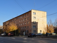 neighbour house: st. Surikov, house 47. Apartment house
