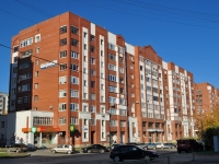Yekaterinburg, Surikov st, house 48. Apartment house