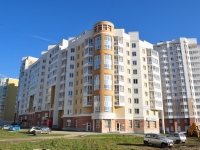 Yekaterinburg, Surikov st, house 55. Apartment house