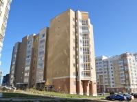 Yekaterinburg, Surikov st, house 60. Apartment house
