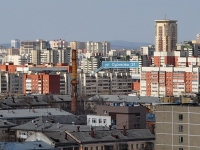 Екатеринбург, улица Сурикова, дом 31. жилой дом с магазином