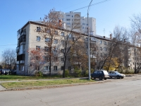 Yekaterinburg, Mashinnaya st, house 51. Apartment house