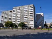 Екатеринбург, улица Машинная, дом 10. многоквартирный дом