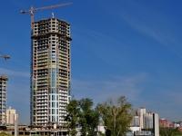 Екатеринбург, улица Машинная, дом 1А/СТР. строящееся здание