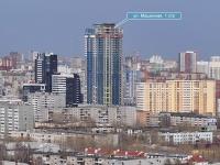 Екатеринбург, улица Машинная, дом 1/СТР. строящееся здание