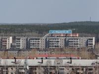 Yekaterinburg, Mashinnaya st, house 40. Apartment house